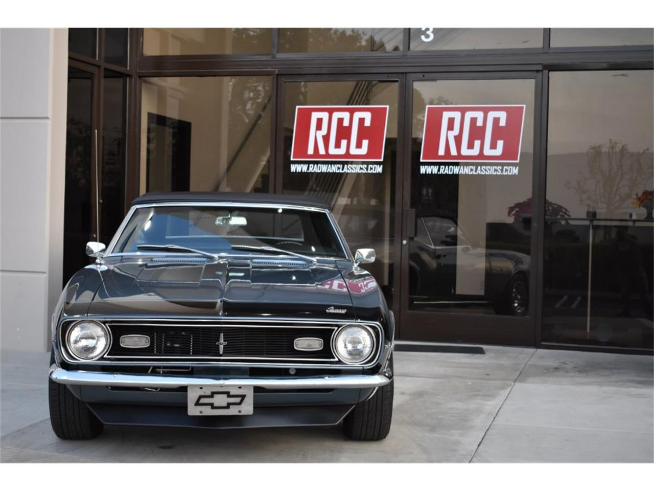 Large Picture of '68 Camaro located in California Offered by Radwan Classic Cars - MO9U