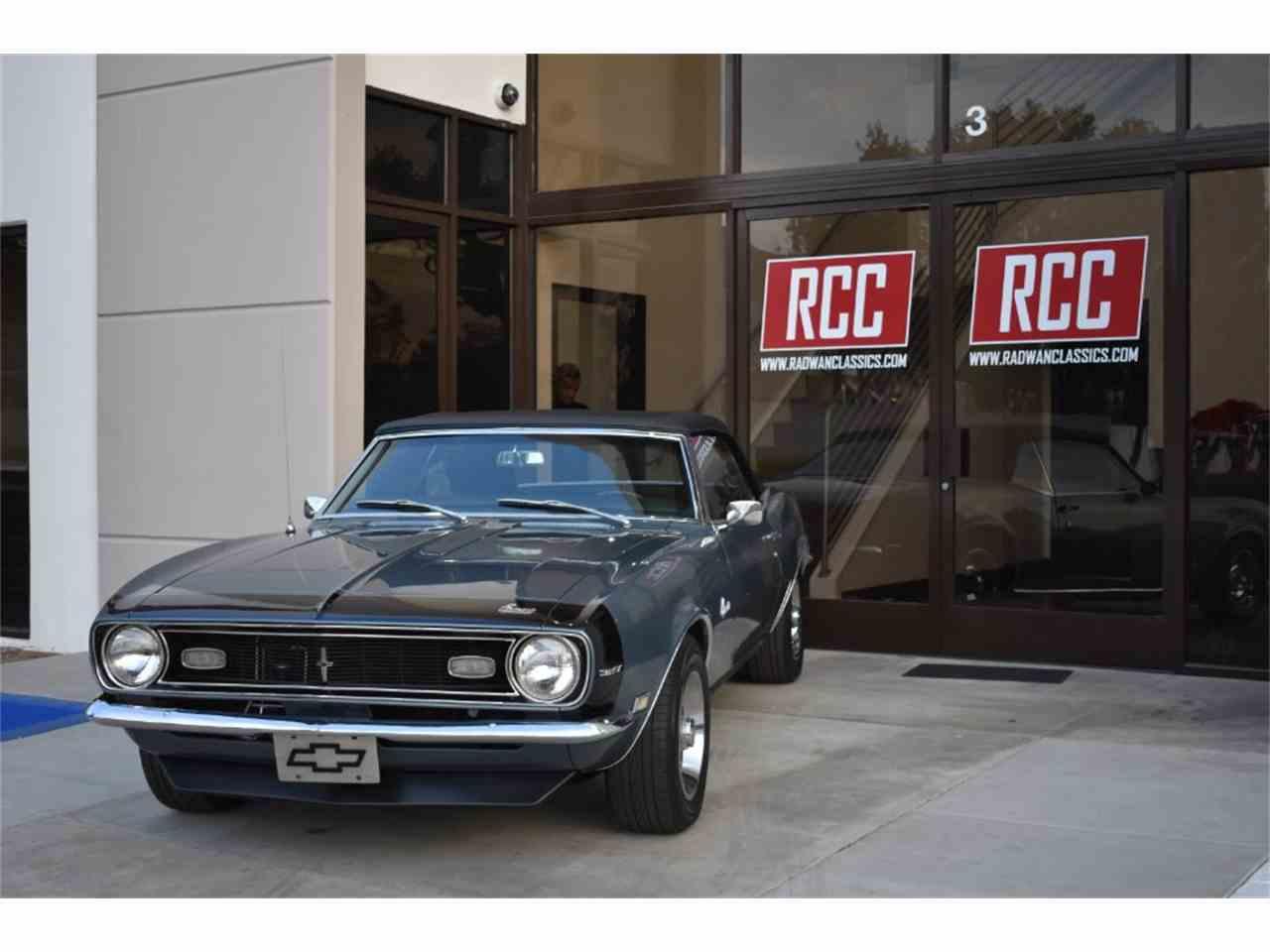 Large Picture of Classic '68 Chevrolet Camaro located in Irvine California - $47,900.00 - MO9U