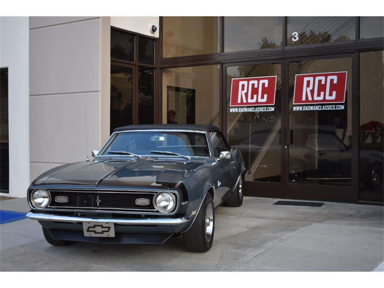 Large Picture of Classic '68 Chevrolet Camaro located in Irvine California Offered by Radwan Classic Cars - MO9U