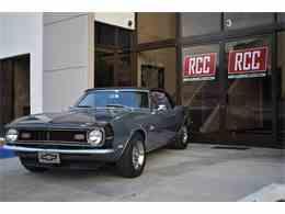 Picture of Classic '68 Camaro located in Irvine California - $47,900.00 Offered by Radwan Classic Cars - MO9U