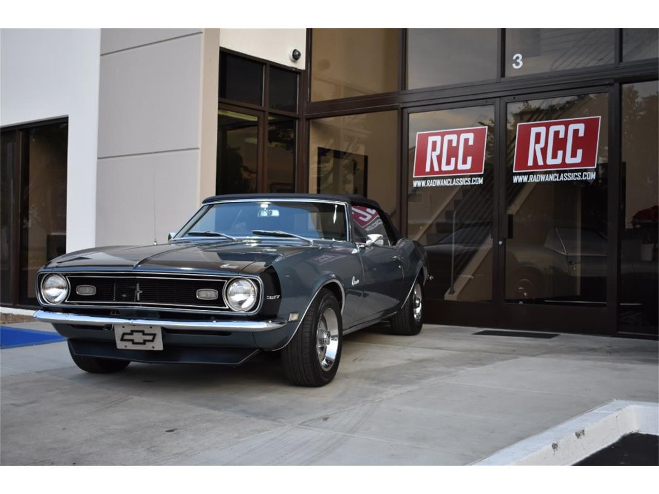 Large Picture of '68 Chevrolet Camaro - MO9U