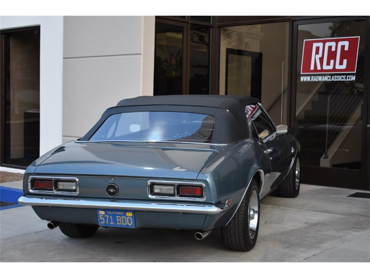 Large Picture of 1968 Chevrolet Camaro located in California - $47,900.00 - MO9U