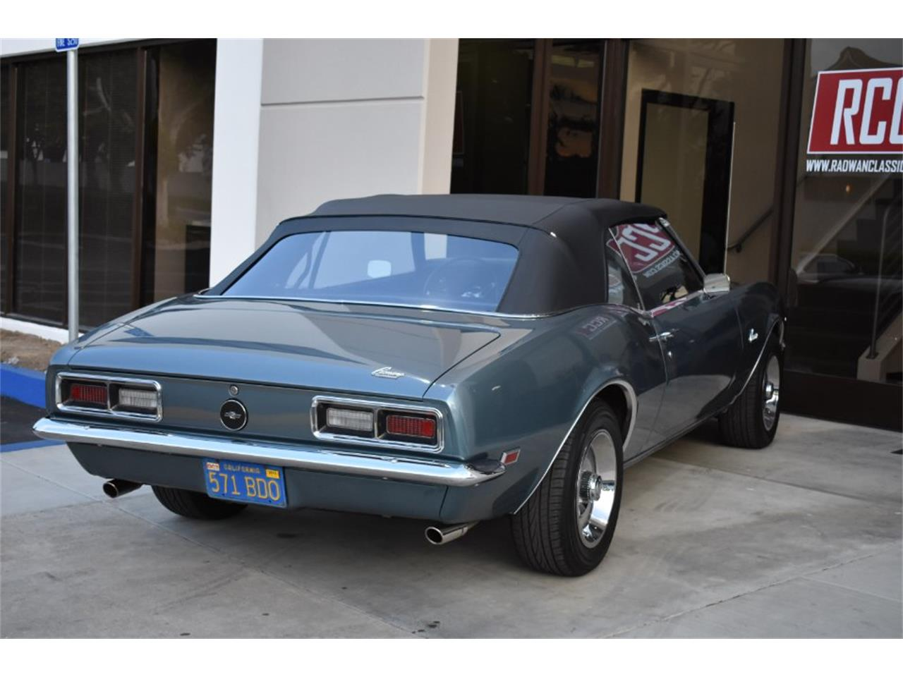 Large Picture of Classic '68 Chevrolet Camaro located in California - MO9U