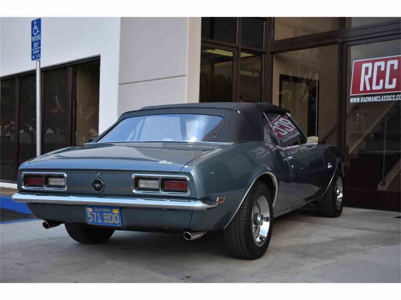 Large Picture of 1968 Camaro - $47,900.00 Offered by Radwan Classic Cars - MO9U