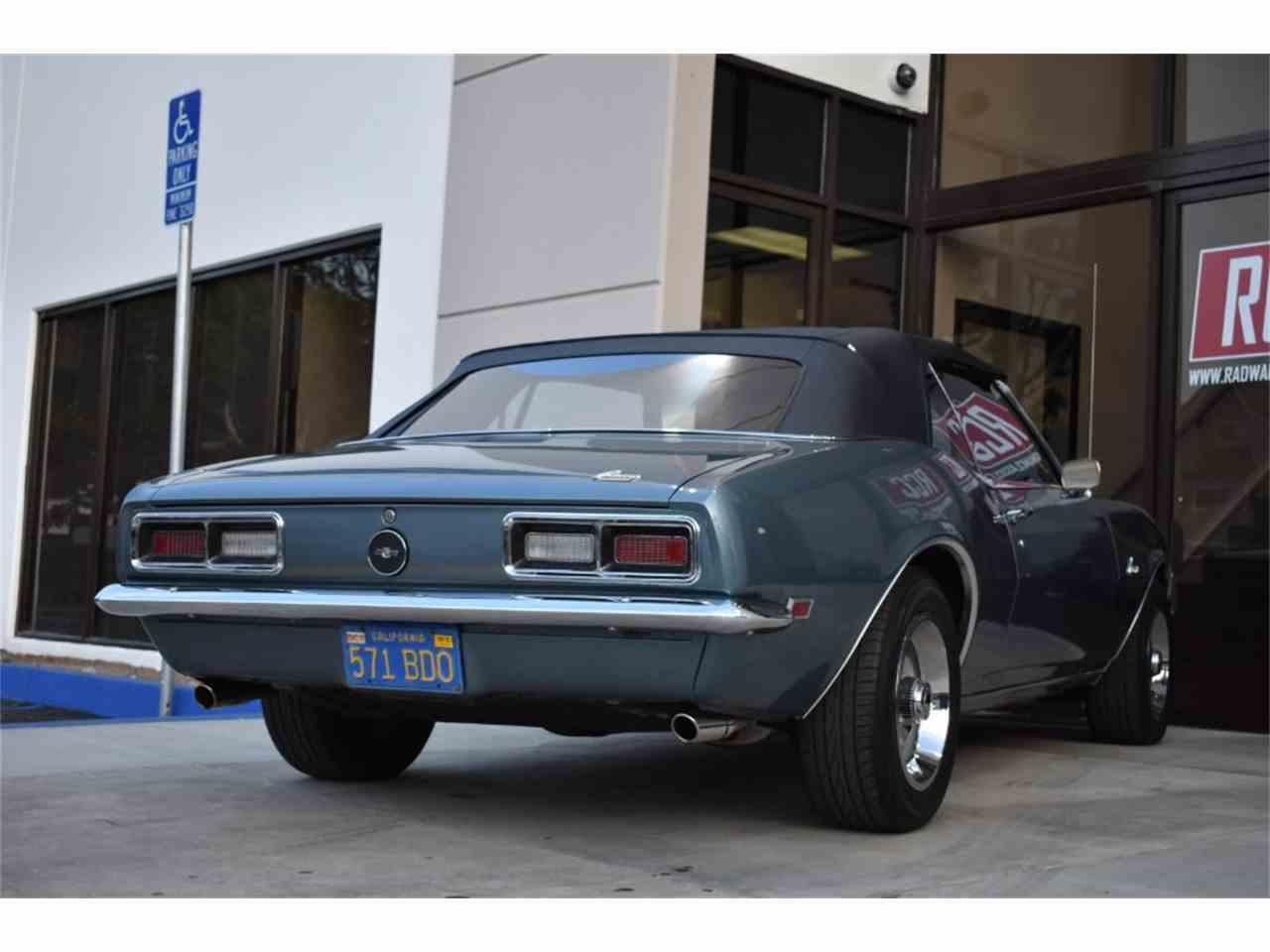 Large Picture of Classic '68 Camaro located in California - MO9U