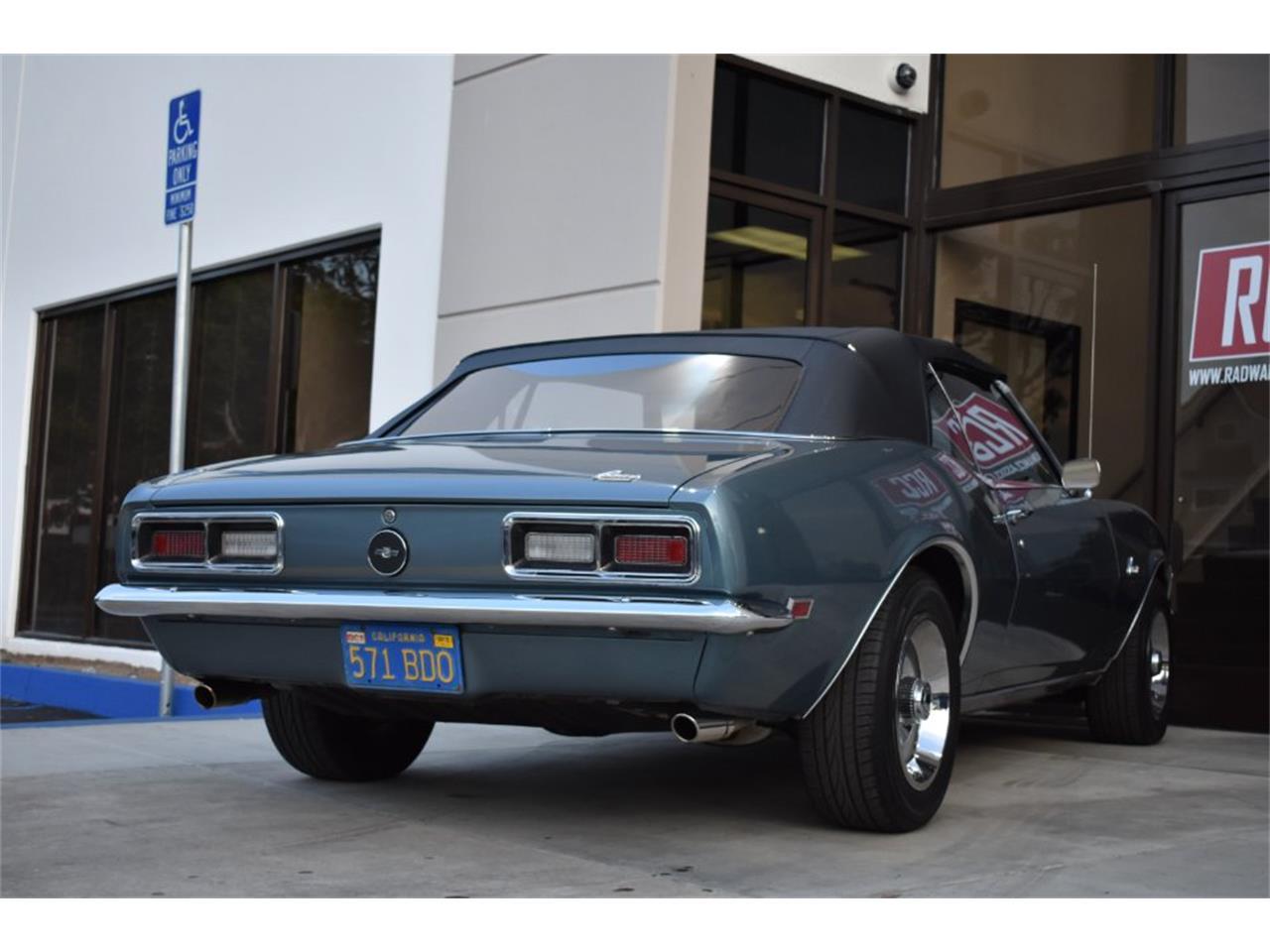 Large Picture of '68 Camaro - MO9U