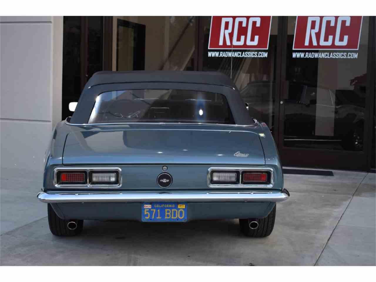 Large Picture of 1968 Camaro located in California - MO9U