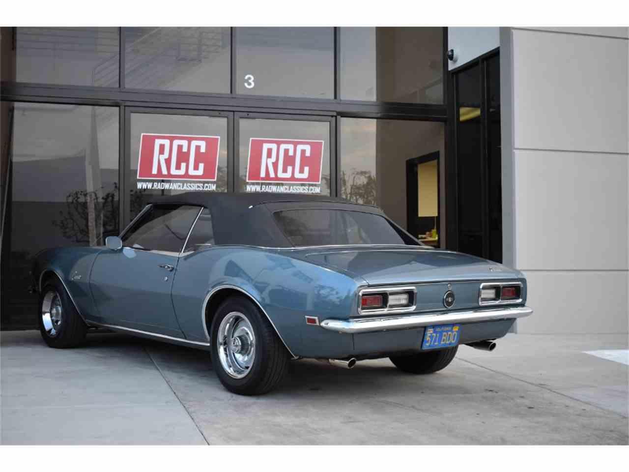 Large Picture of '68 Chevrolet Camaro located in Irvine California - $47,900.00 - MO9U