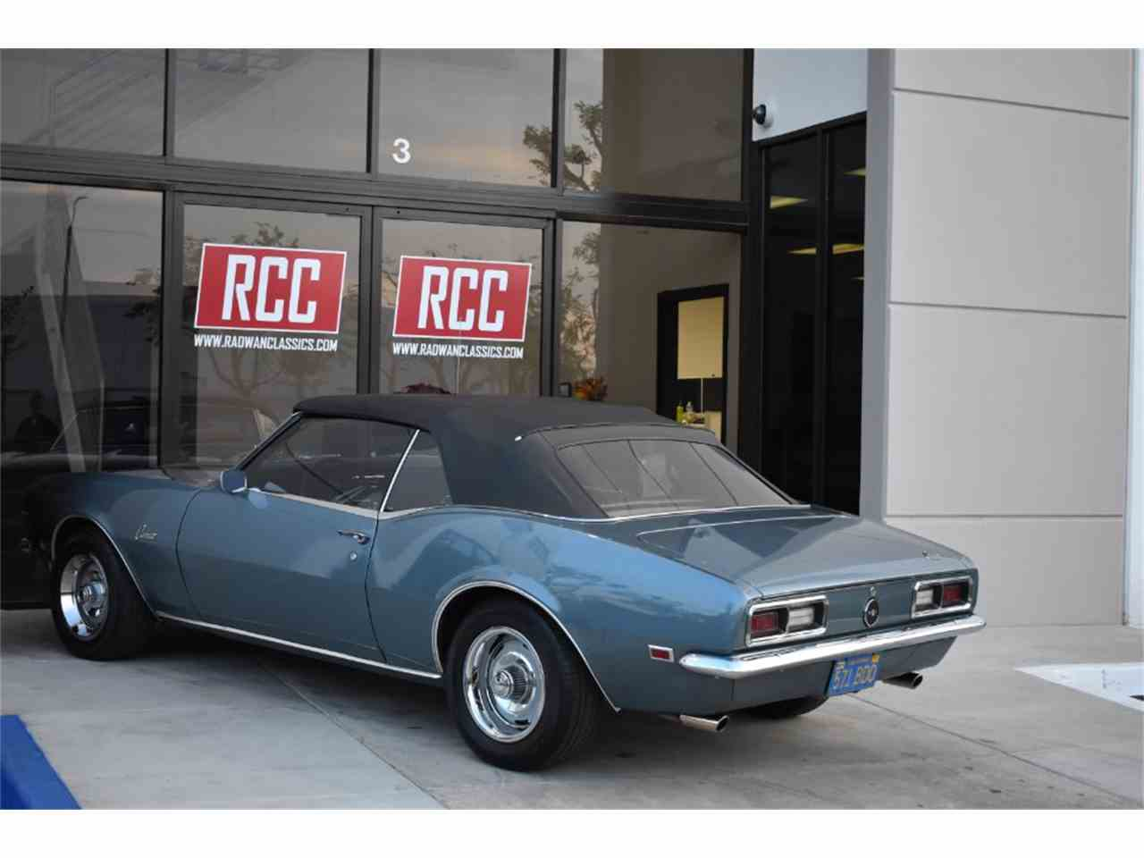 Large Picture of Classic '68 Camaro - $47,900.00 Offered by Radwan Classic Cars - MO9U