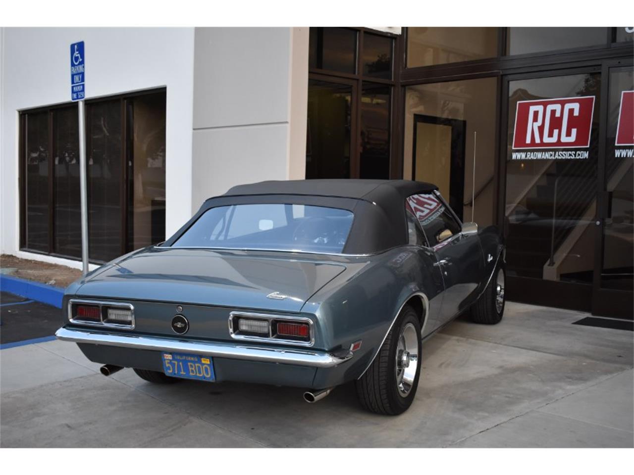 Large Picture of 1968 Chevrolet Camaro - $47,900.00 - MO9U