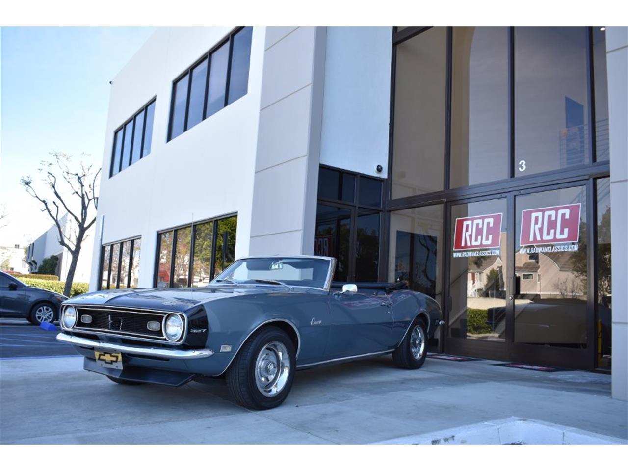 Large Picture of 1968 Camaro located in Irvine California - MO9U