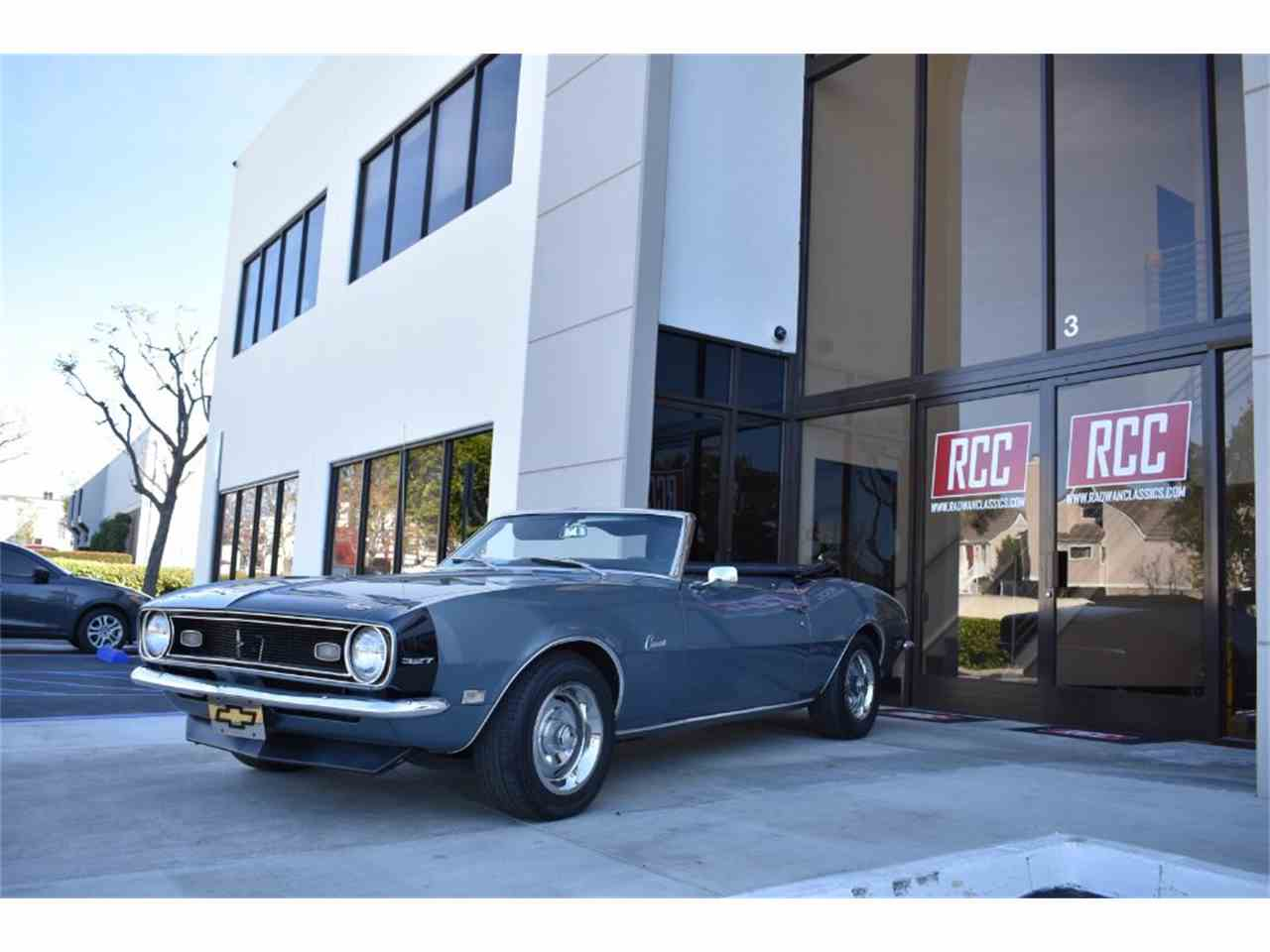 Large Picture of Classic '68 Chevrolet Camaro located in Irvine California - $47,900.00 Offered by Radwan Classic Cars - MO9U