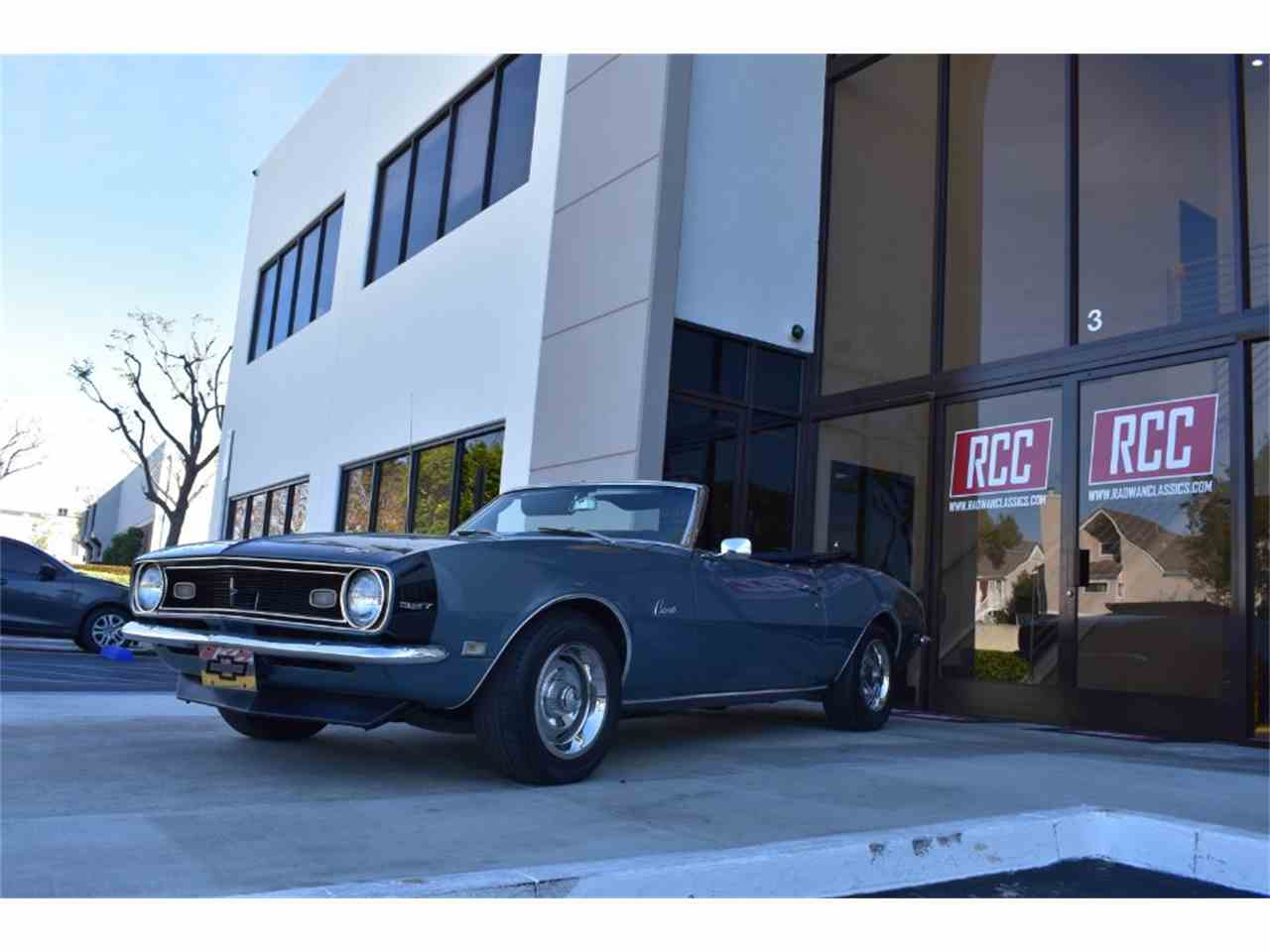 Large Picture of Classic '68 Chevrolet Camaro - $47,900.00 - MO9U