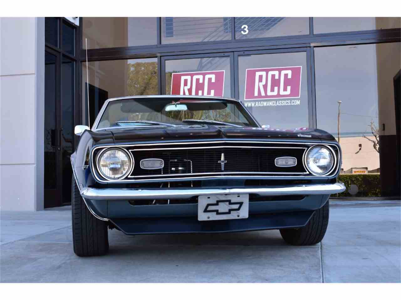 Large Picture of Classic 1968 Chevrolet Camaro Offered by Radwan Classic Cars - MO9U