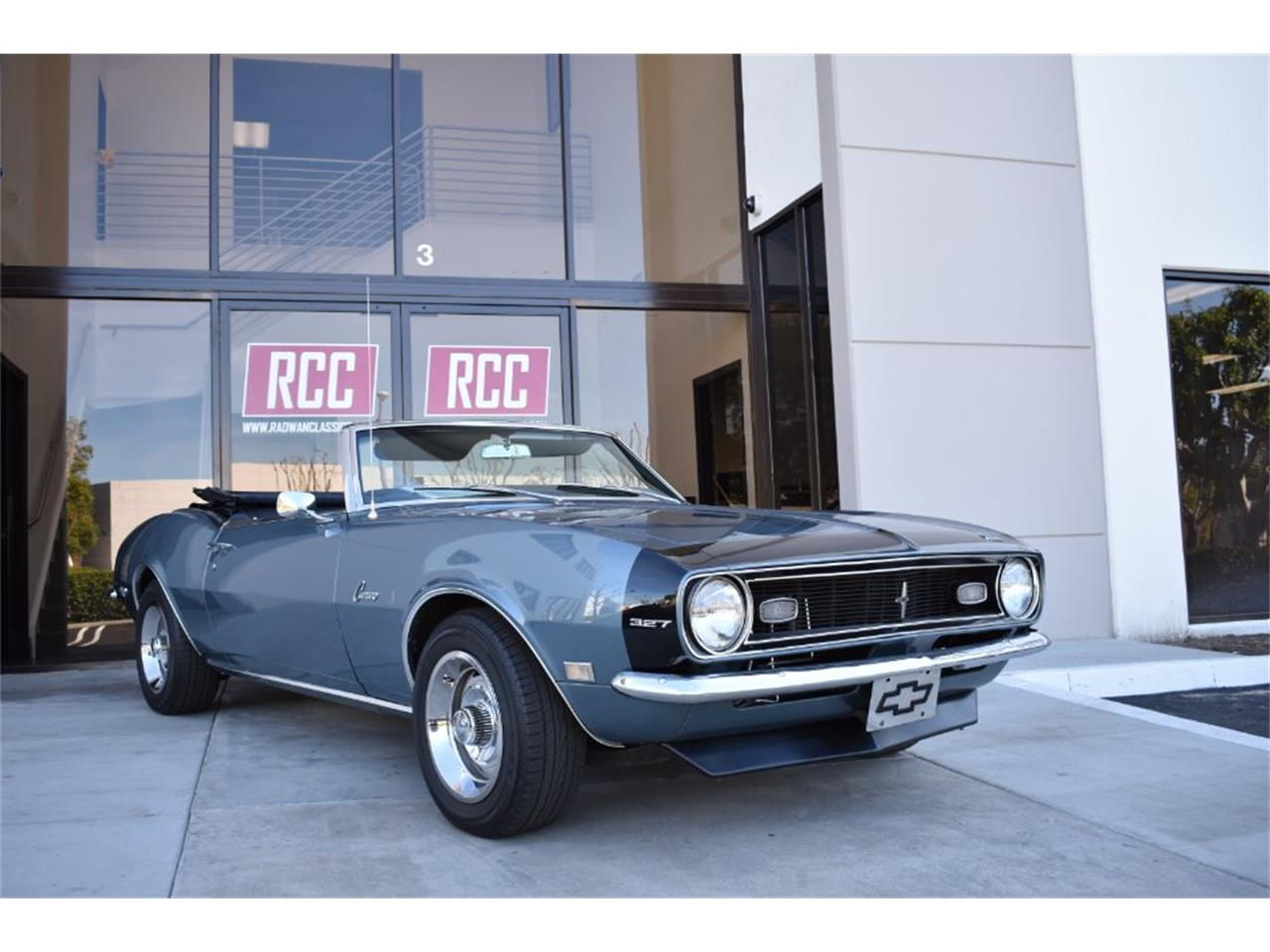 Large Picture of Classic 1968 Chevrolet Camaro - $47,900.00 Offered by Radwan Classic Cars - MO9U