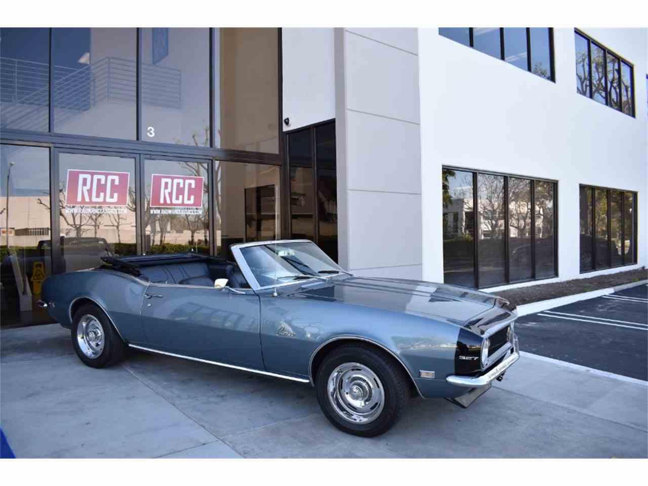 Large Picture of '68 Camaro located in Irvine California - MO9U