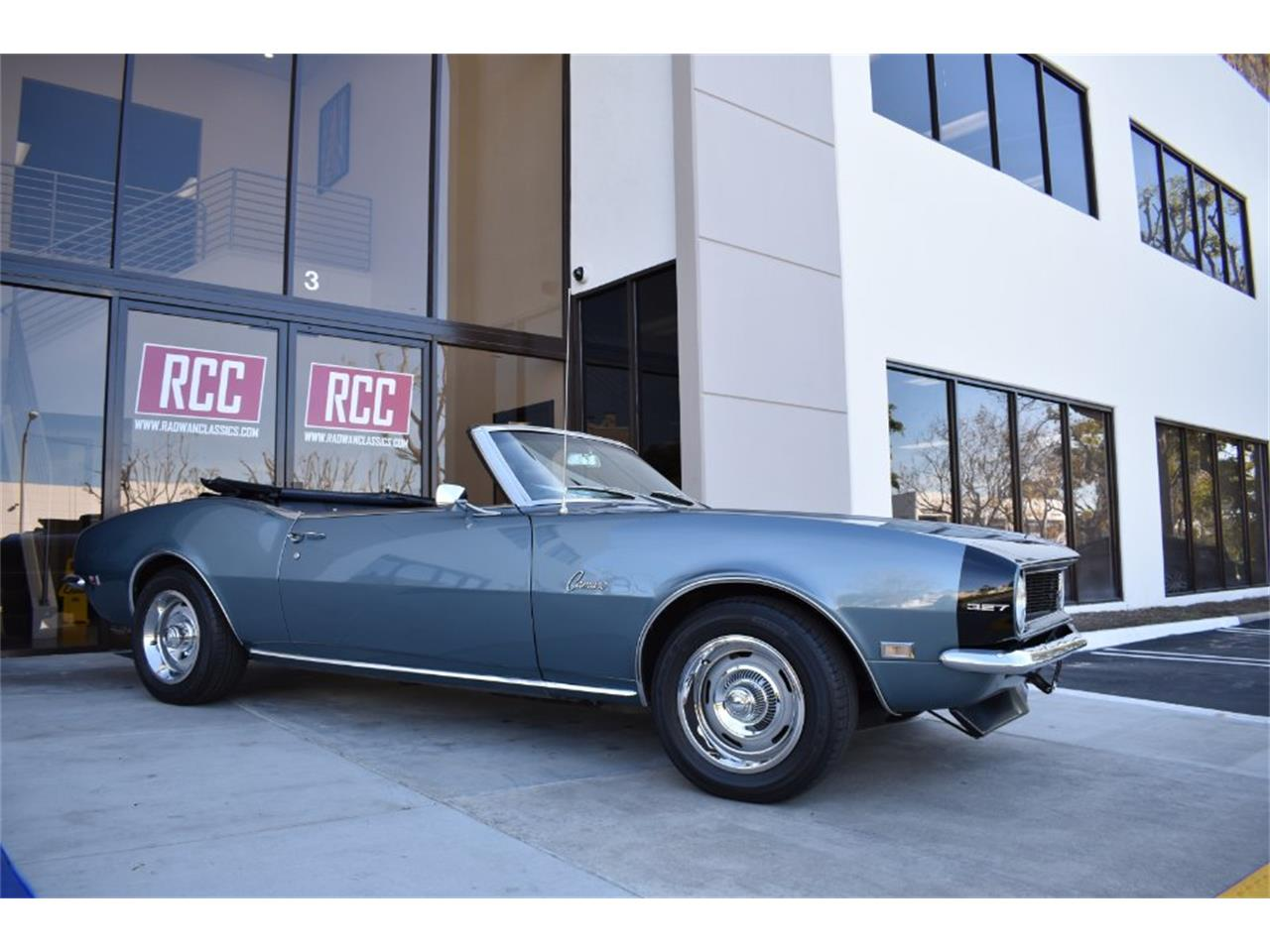 Large Picture of 1968 Chevrolet Camaro located in Irvine California - $47,900.00 Offered by Radwan Classic Cars - MO9U