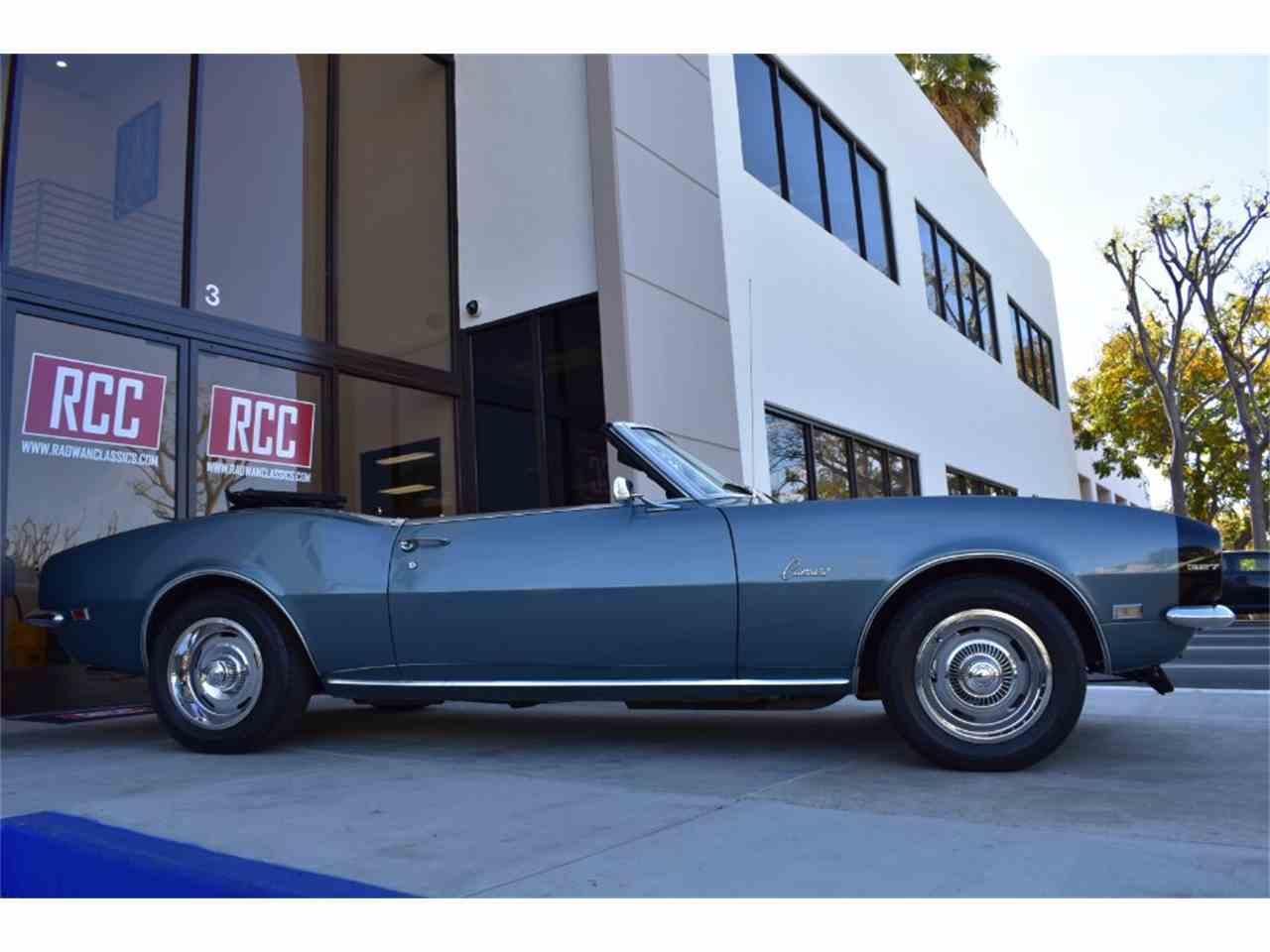 Large Picture of '68 Camaro located in California - MO9U