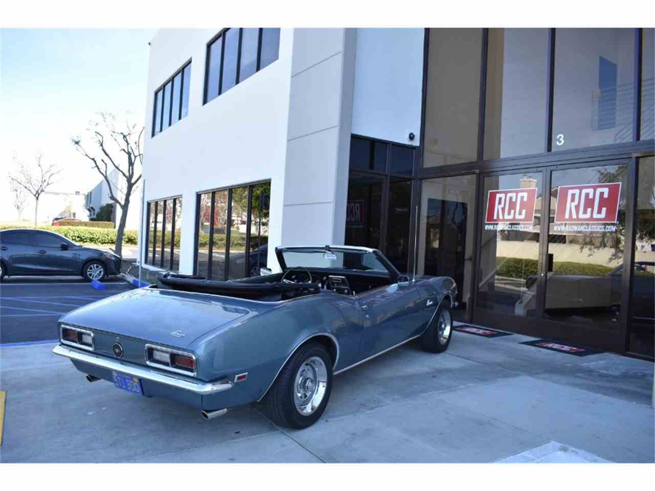 Large Picture of 1968 Camaro located in Irvine California Offered by Radwan Classic Cars - MO9U