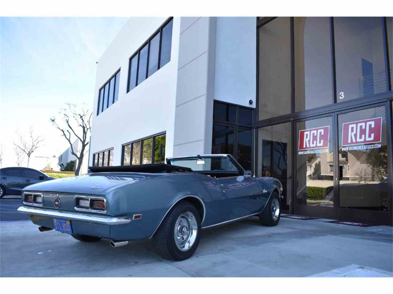 Large Picture of '68 Camaro located in Irvine California - $47,900.00 Offered by Radwan Classic Cars - MO9U