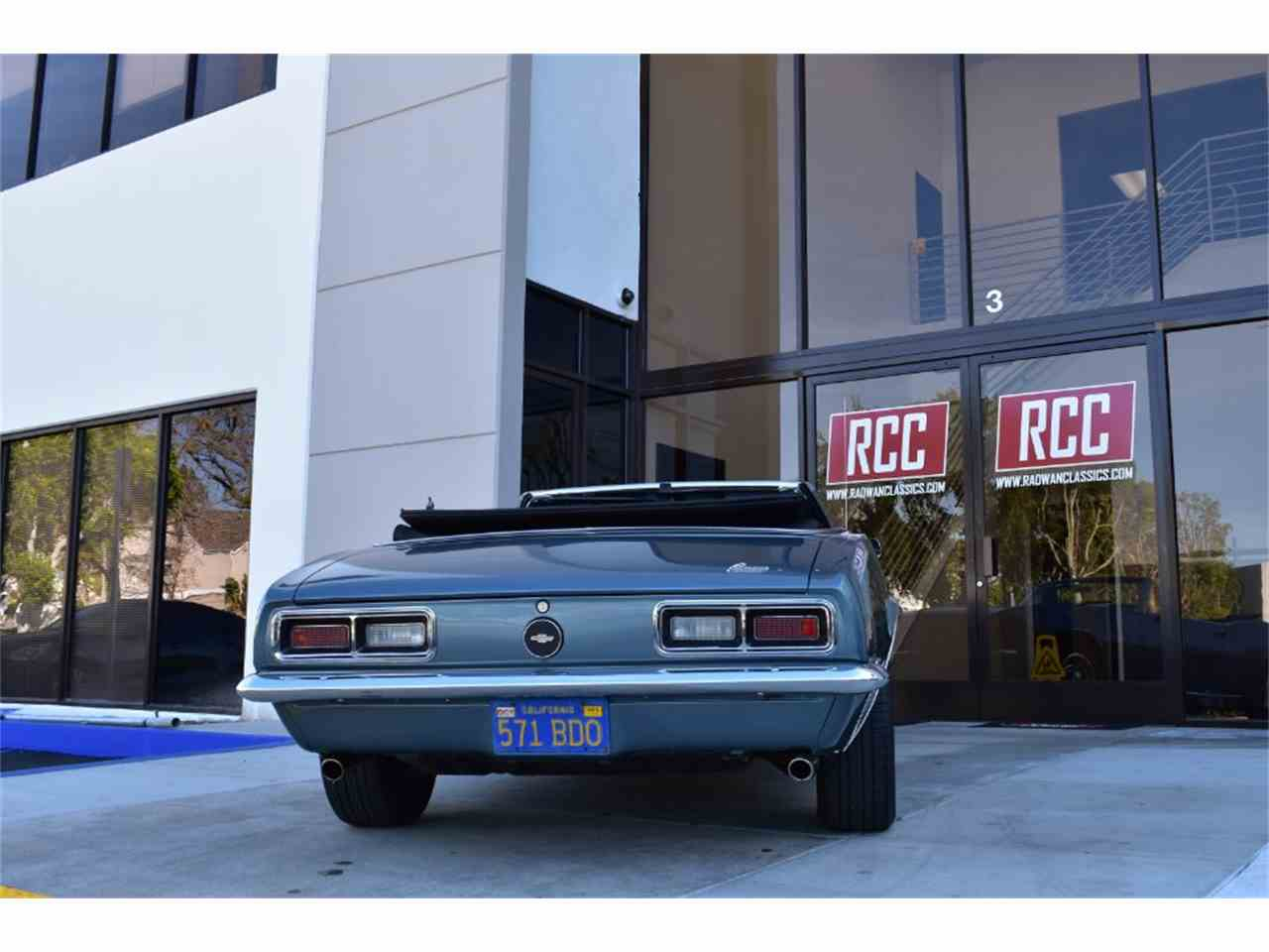 Large Picture of Classic 1968 Camaro located in Irvine California Offered by Radwan Classic Cars - MO9U
