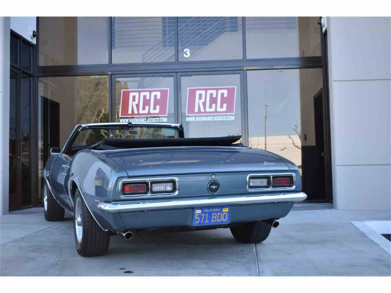 Large Picture of '68 Chevrolet Camaro - $47,900.00 Offered by Radwan Classic Cars - MO9U