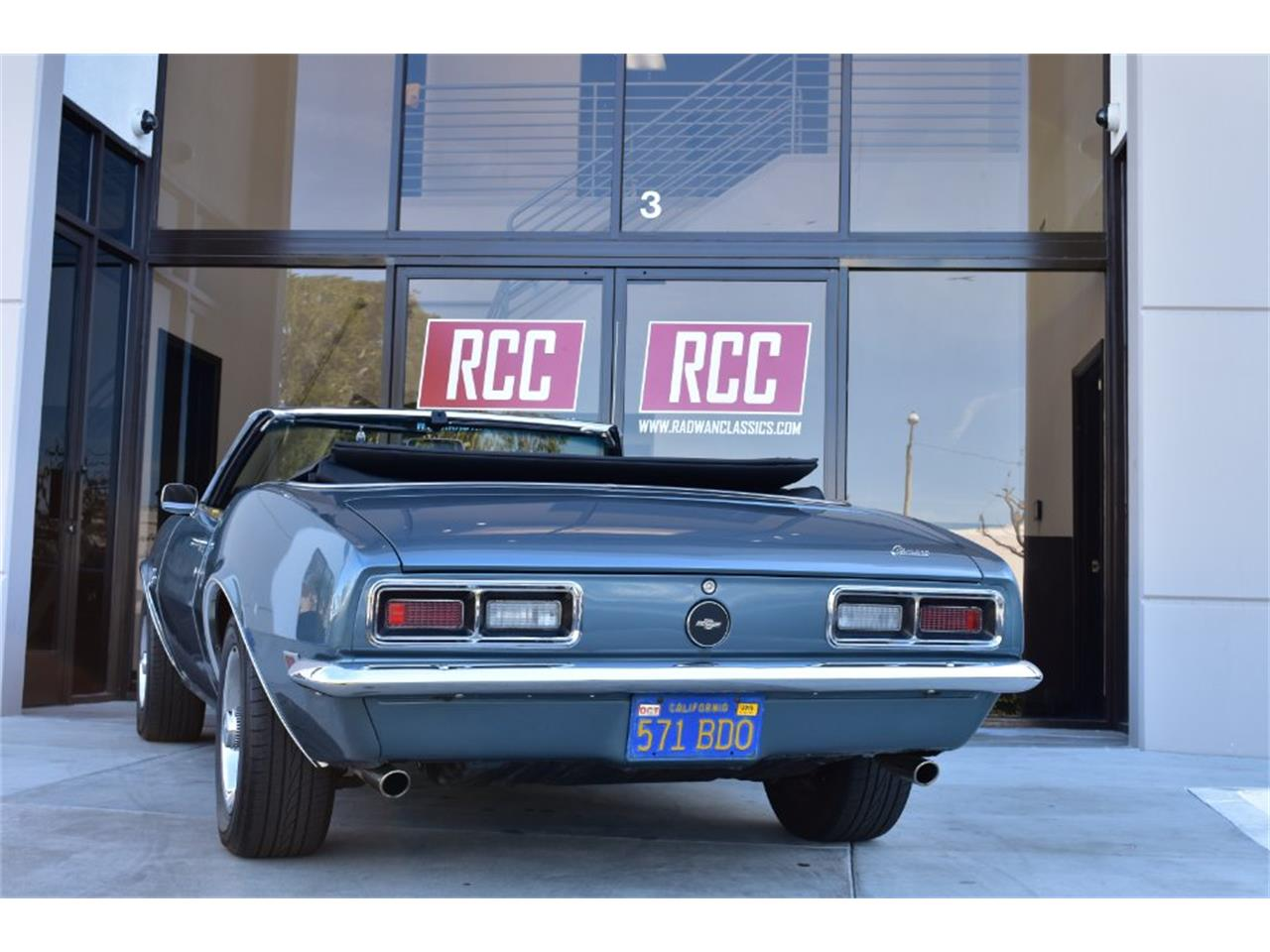 Large Picture of Classic '68 Camaro Offered by Radwan Classic Cars - MO9U