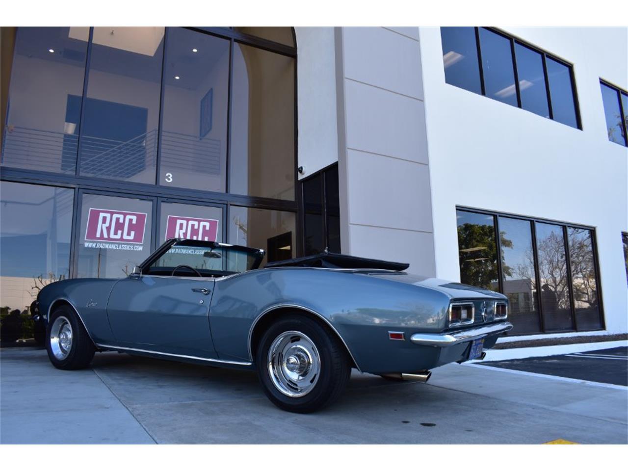 Large Picture of Classic '68 Chevrolet Camaro located in Irvine California - MO9U