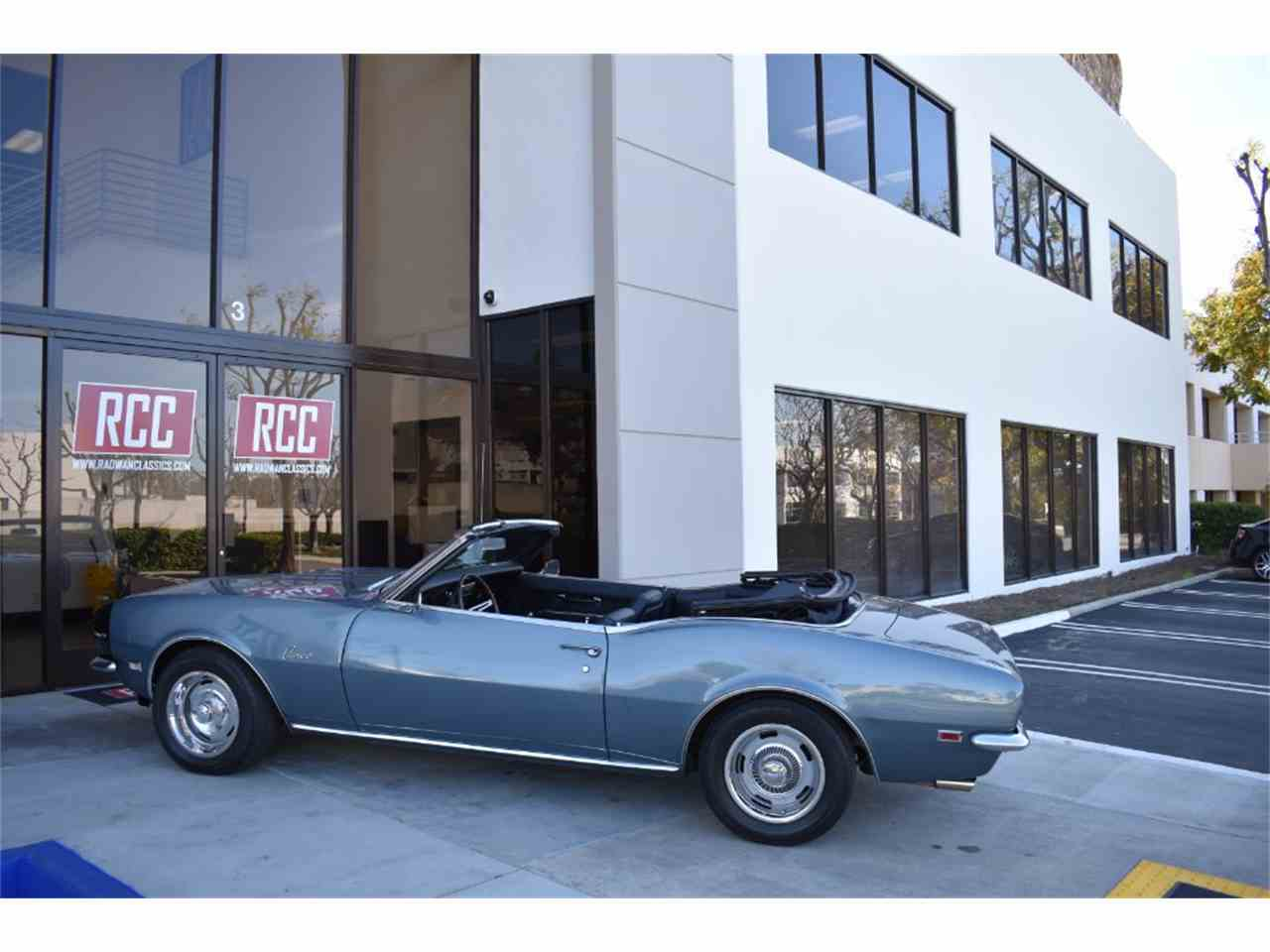 Large Picture of '68 Camaro located in California - $47,900.00 Offered by Radwan Classic Cars - MO9U