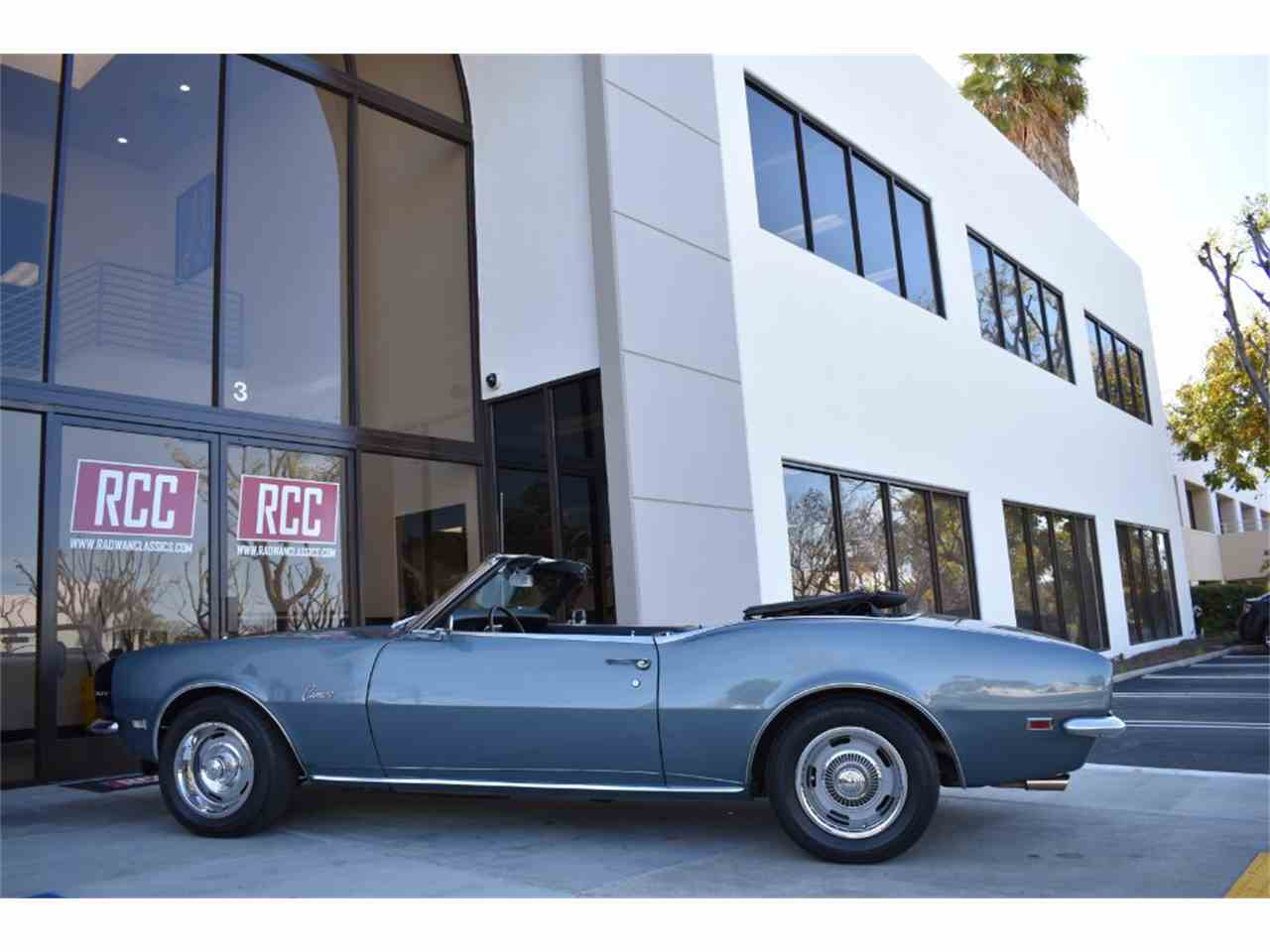 Large Picture of '68 Chevrolet Camaro located in Irvine California Offered by Radwan Classic Cars - MO9U