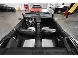 Picture of 1968 Chevrolet Camaro located in Irvine California - MO9U