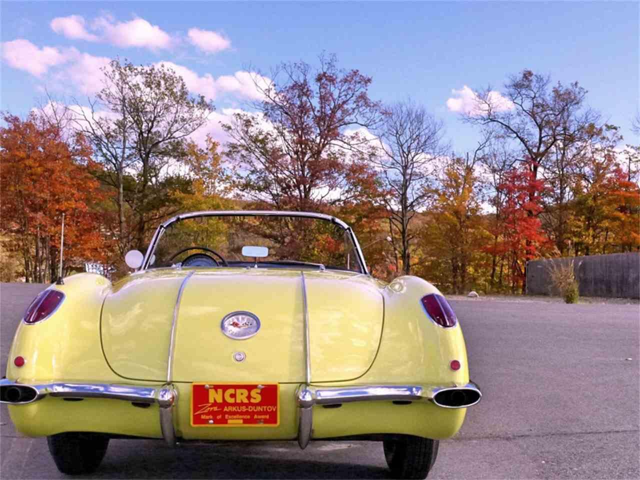 Large Picture of '58 Corvette - MOA1