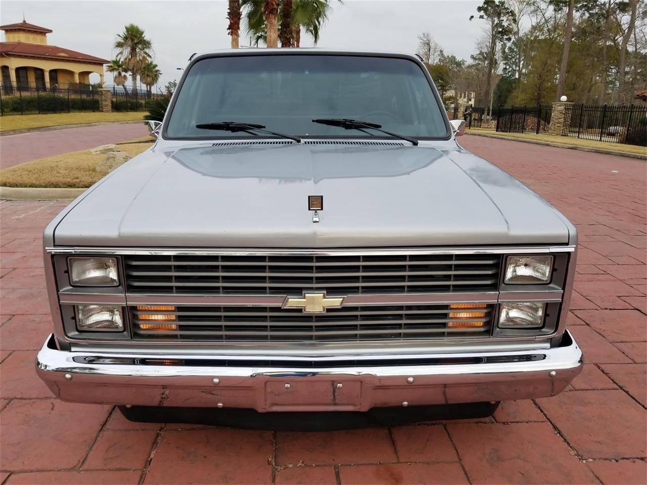 Large Picture of '84 Chevrolet C10 - MOA2