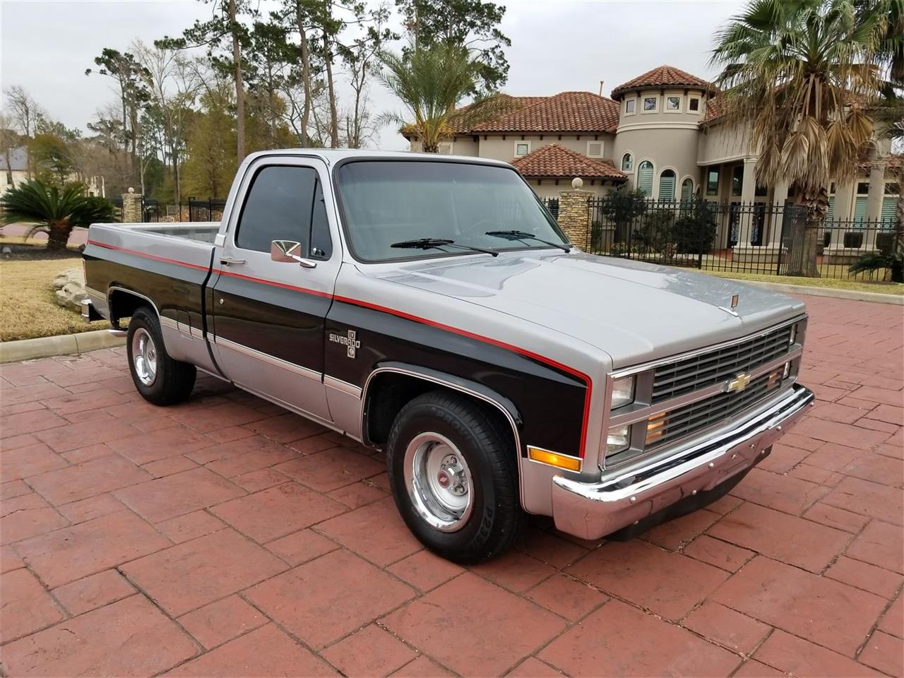 Large Picture of 1984 Chevrolet C10 located in CONROE Texas - $18,900.00 Offered by Texas Trucks and Classics - MOA2