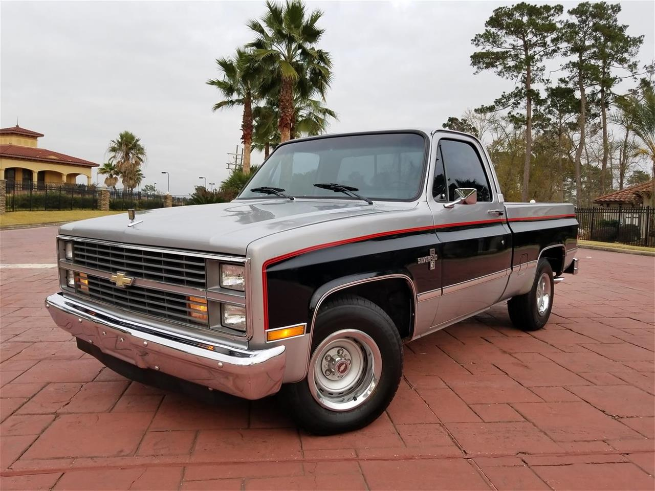 Large Picture of '84 C10 Offered by Texas Trucks and Classics - MOA2