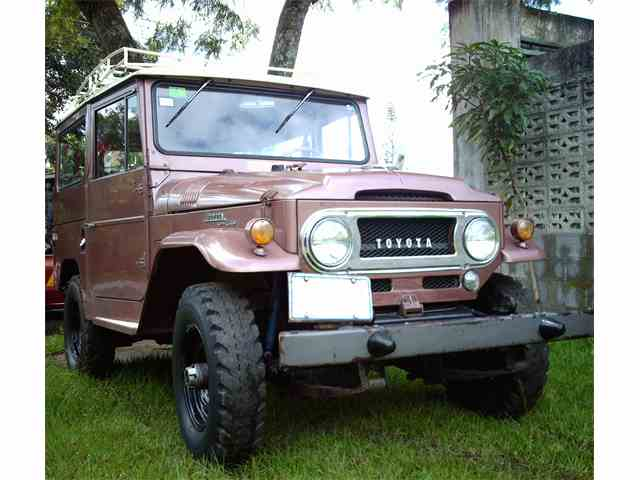Picture of '67 Land Cruiser FJ - MOA4