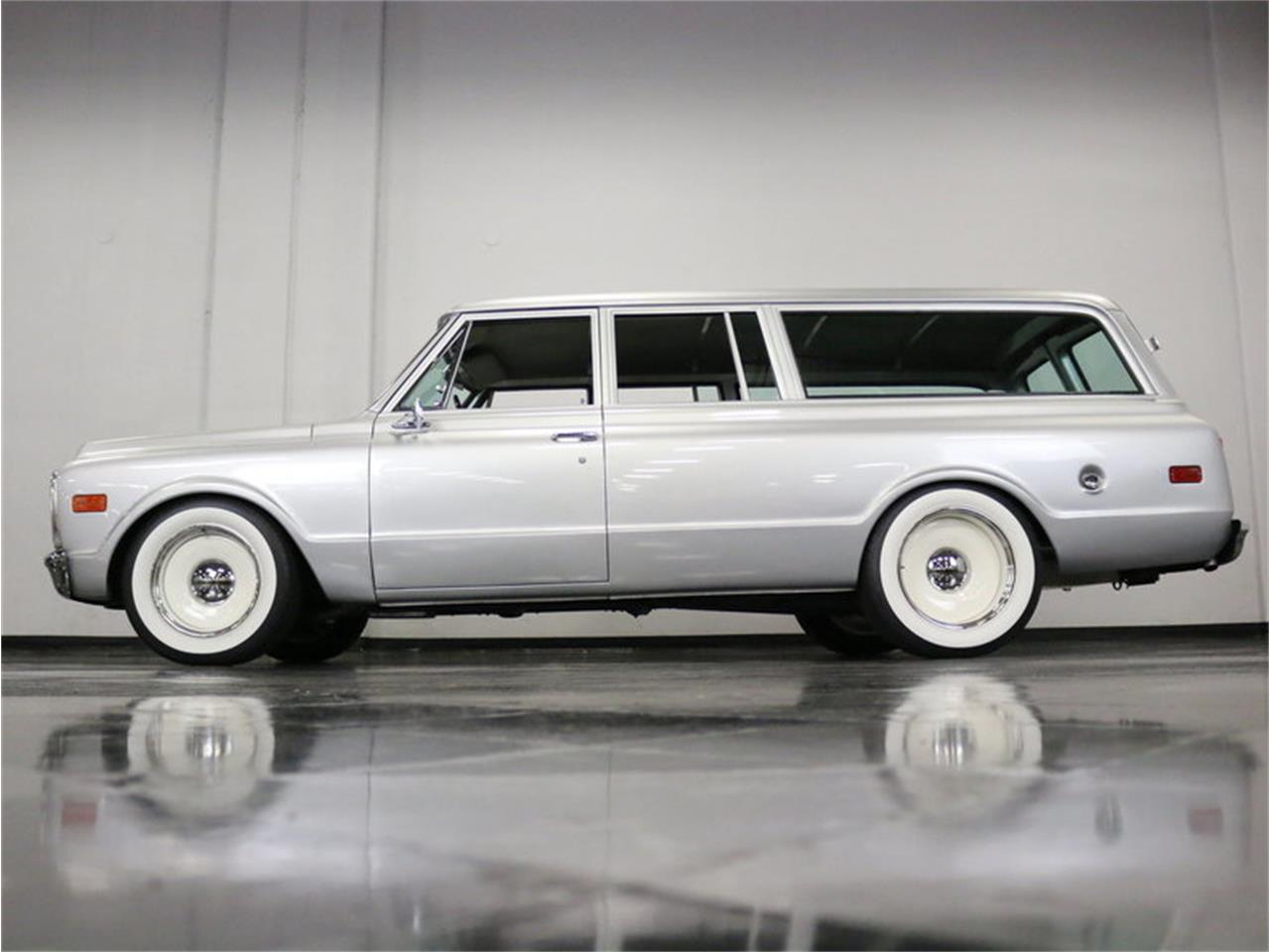 Large Picture of 1971 GMC Suburban located in Texas - $42,995.00 Offered by Streetside Classics - Dallas / Fort Worth - MOA7