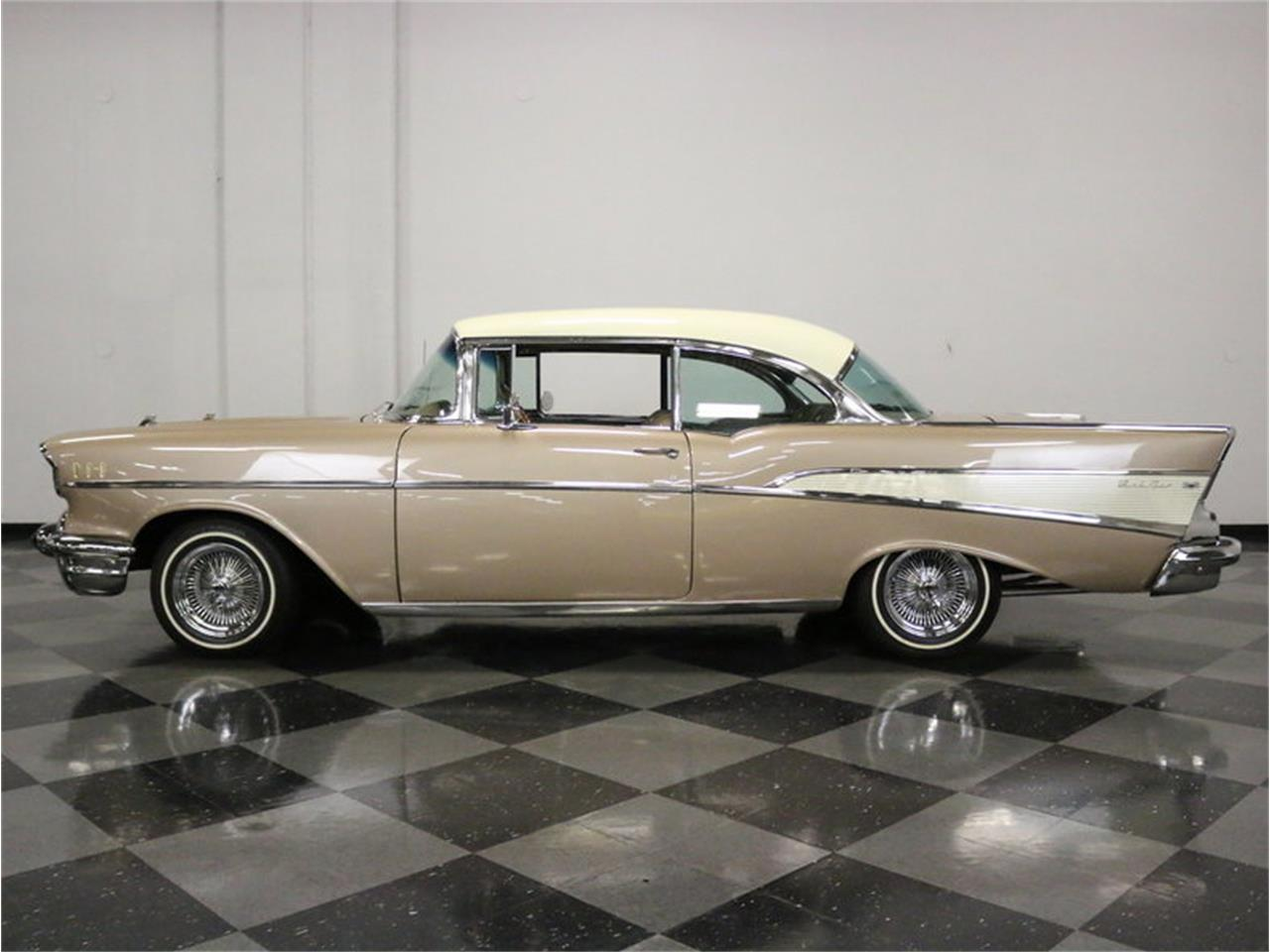 Large Picture of Classic '57 Chevrolet 150 located in Texas Offered by Streetside Classics - Dallas / Fort Worth - MOA8