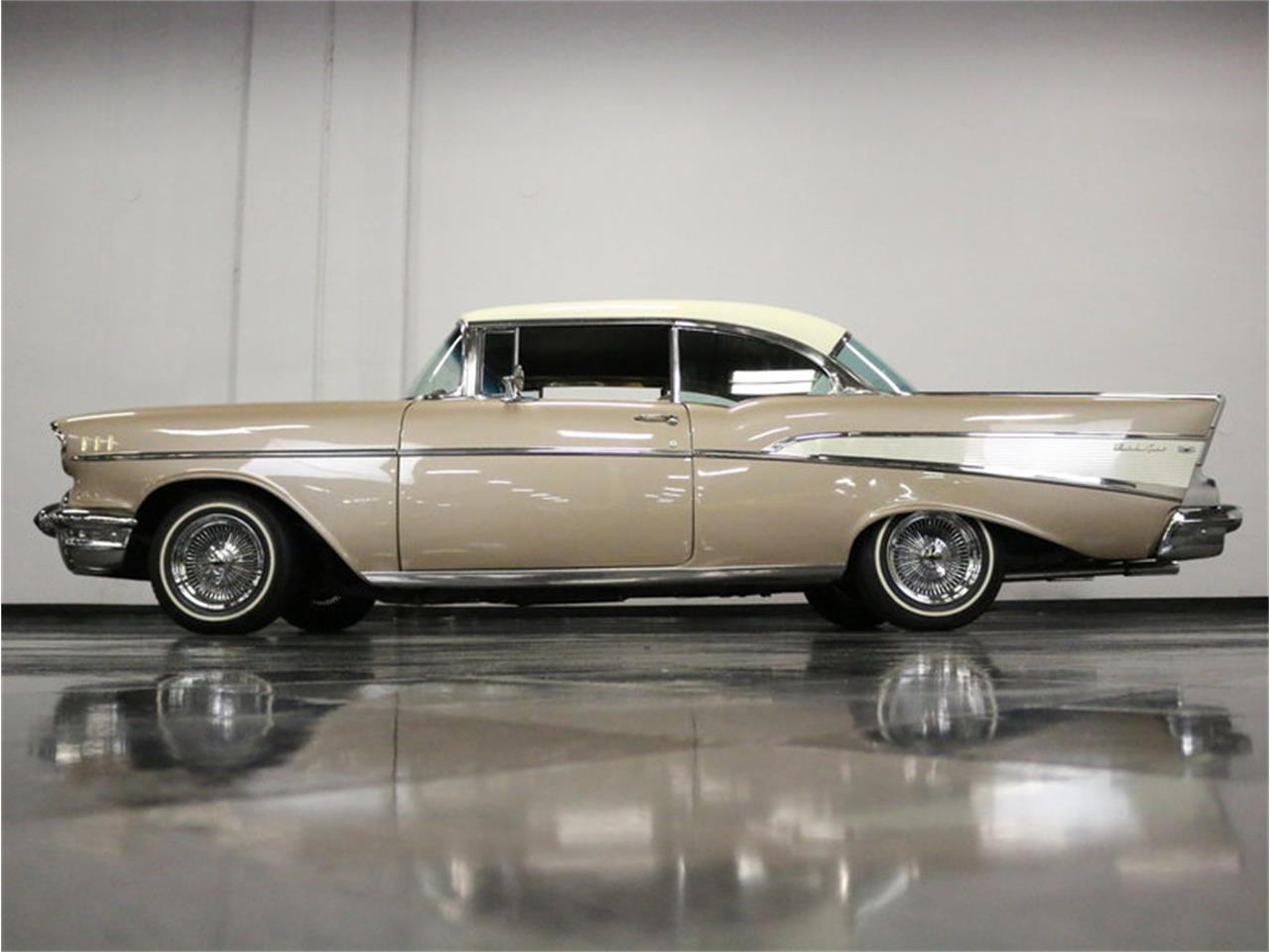 Large Picture of '57 Chevrolet 150 Offered by Streetside Classics - Dallas / Fort Worth - MOA8