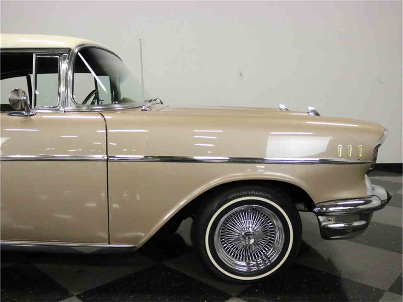 Large Picture of '57 Chevrolet 150 located in Texas Offered by Streetside Classics - Dallas / Fort Worth - MOA8