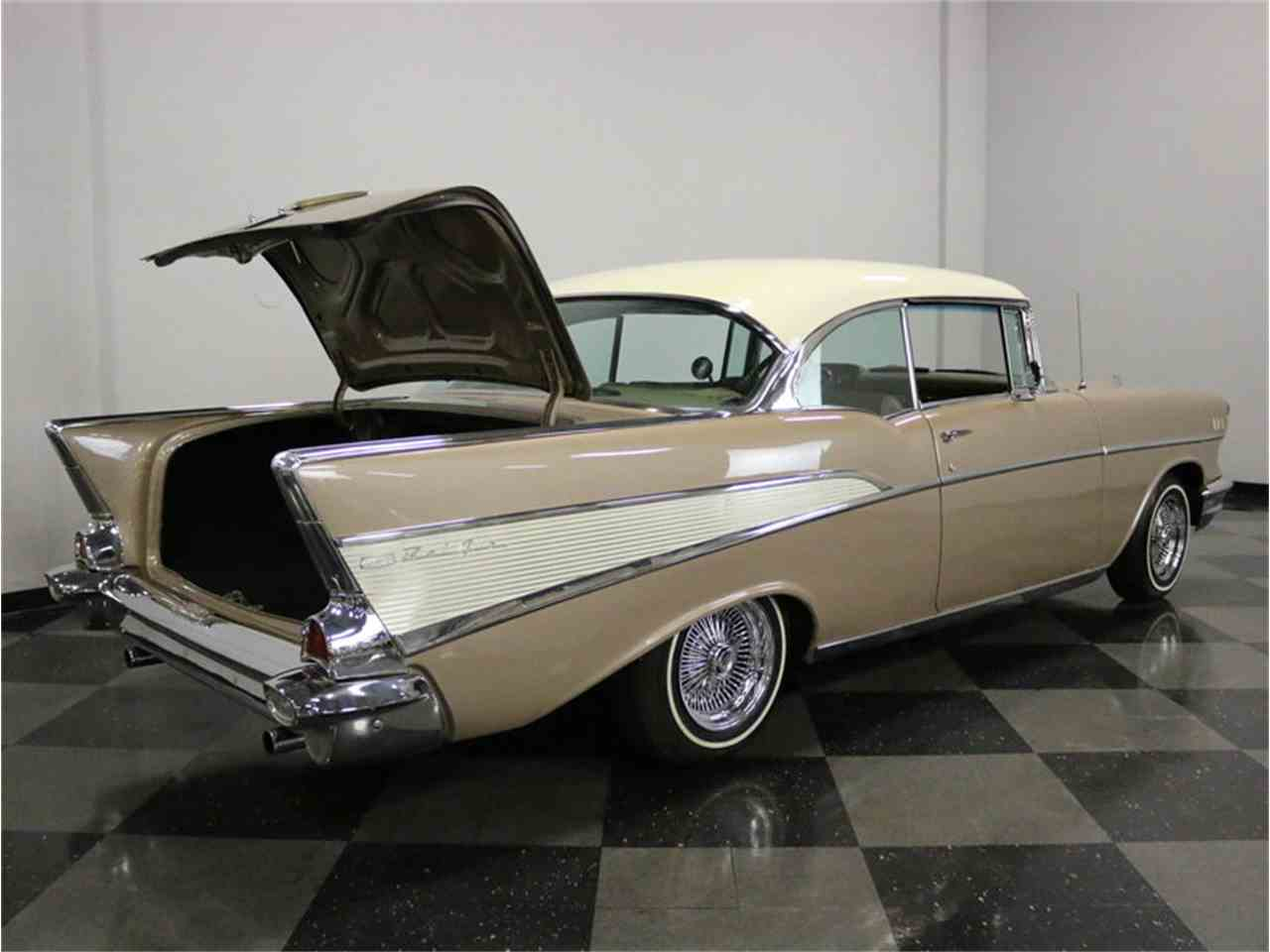 Large Picture of '57 150 located in Texas - $29,995.00 Offered by Streetside Classics - Dallas / Fort Worth - MOA8