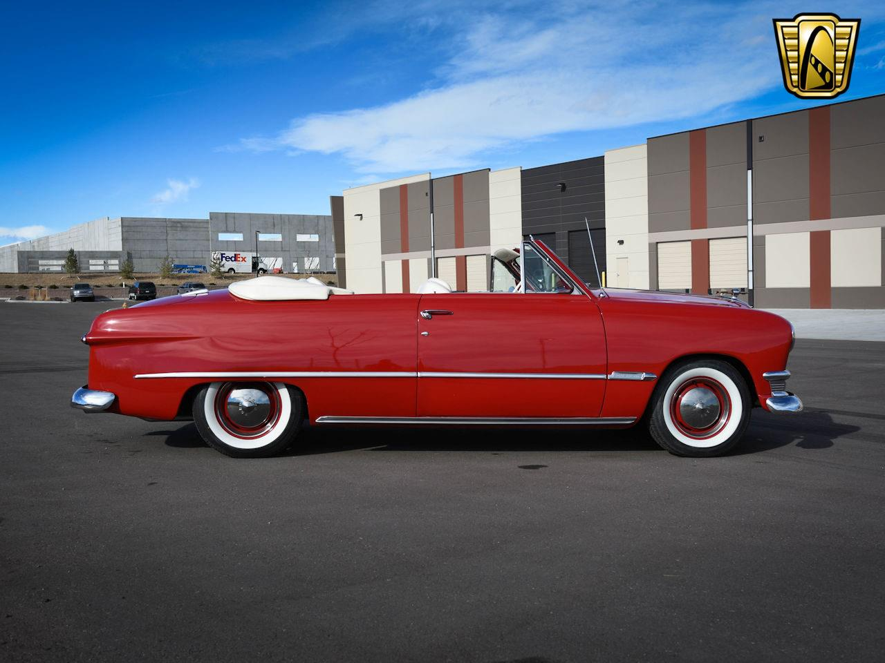 Large Picture of '50 Convertible - MOAA
