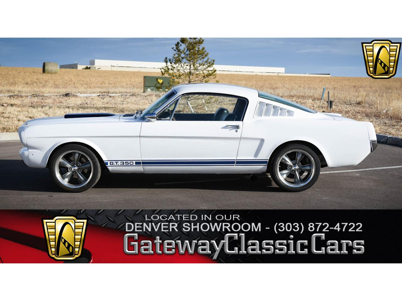 Large Picture of Classic '65 Mustang located in Illinois - $49,995.00 Offered by Gateway Classic Cars - Denver - MOAC