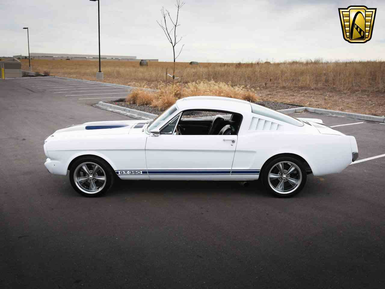 Large Picture of '65 Mustang - MOAC