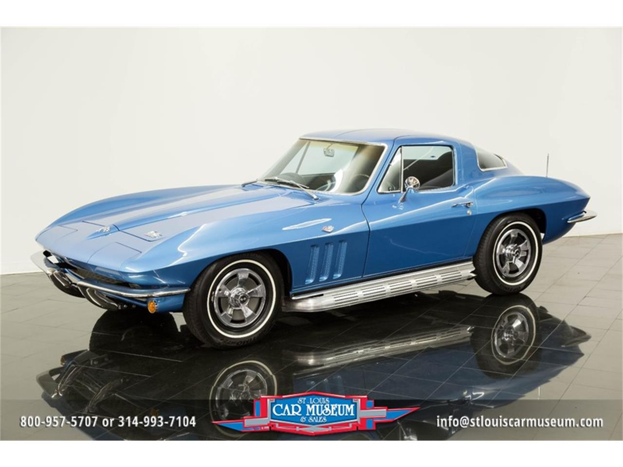 Large Picture of 1966 Corvette - $69,900.00 Offered by St. Louis Car Museum - MOAD