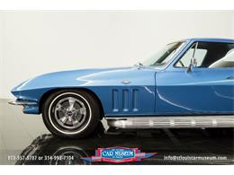 Picture of 1966 Chevrolet Corvette located in Missouri Offered by St. Louis Car Museum - MOAD