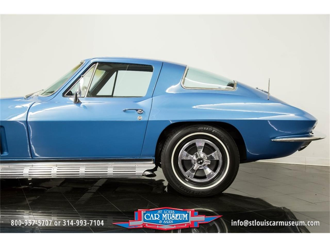 Large Picture of 1966 Chevrolet Corvette - MOAD