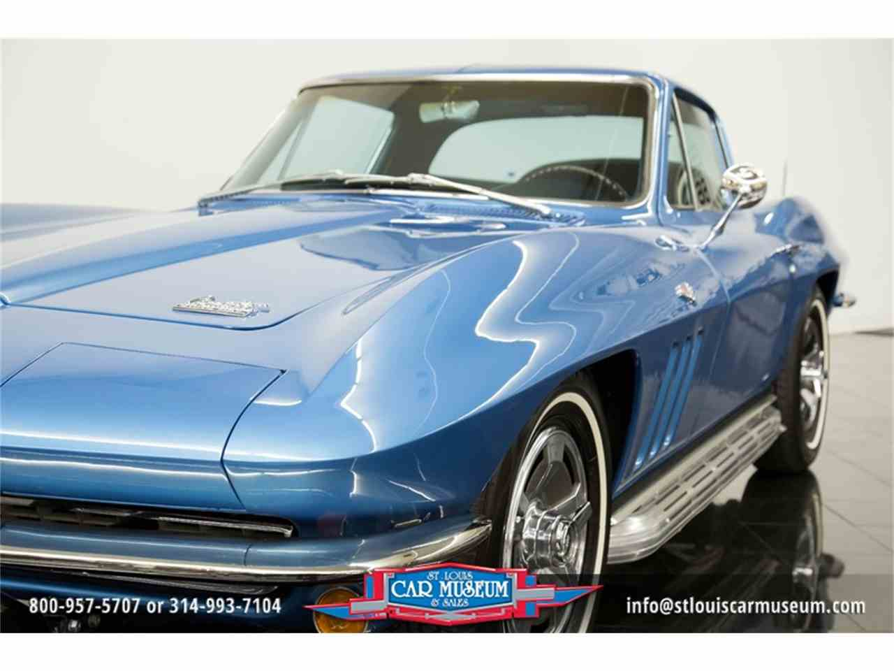 Large Picture of '66 Corvette - MOAD