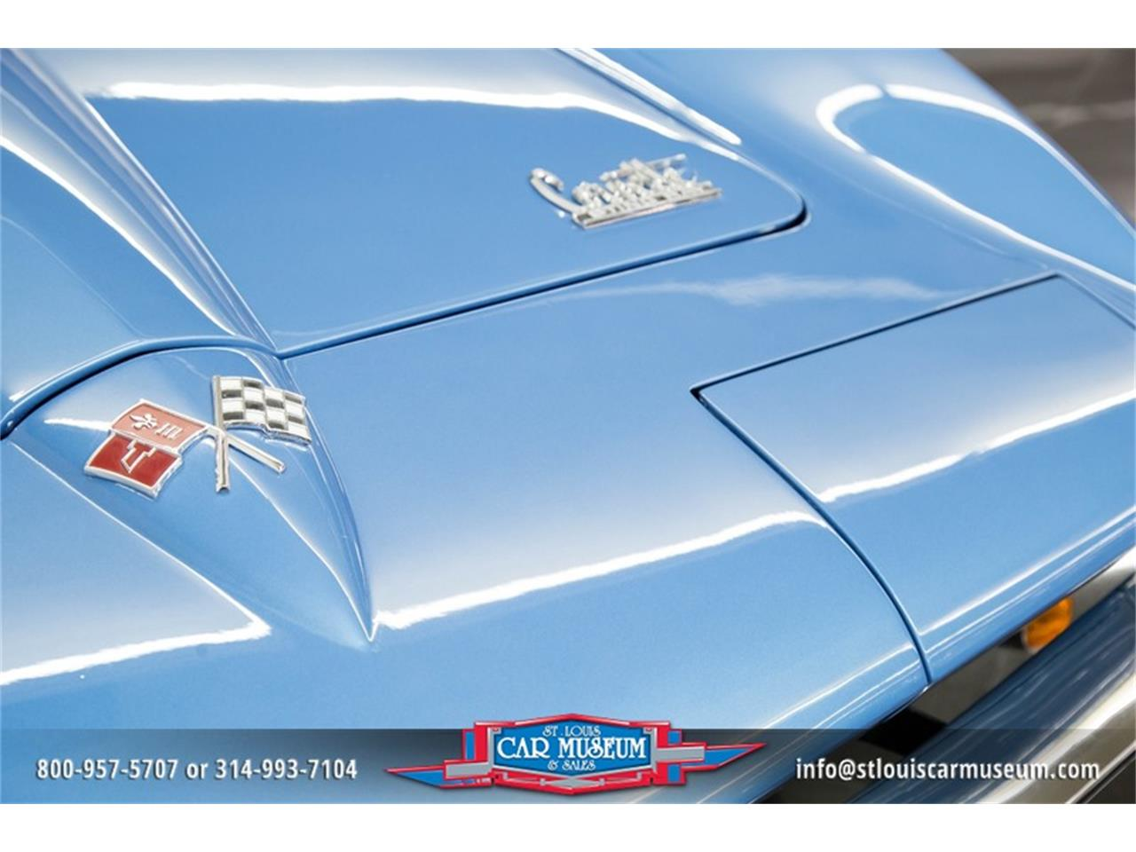 Large Picture of Classic '66 Corvette located in St. Louis Missouri - $69,900.00 Offered by St. Louis Car Museum - MOAD