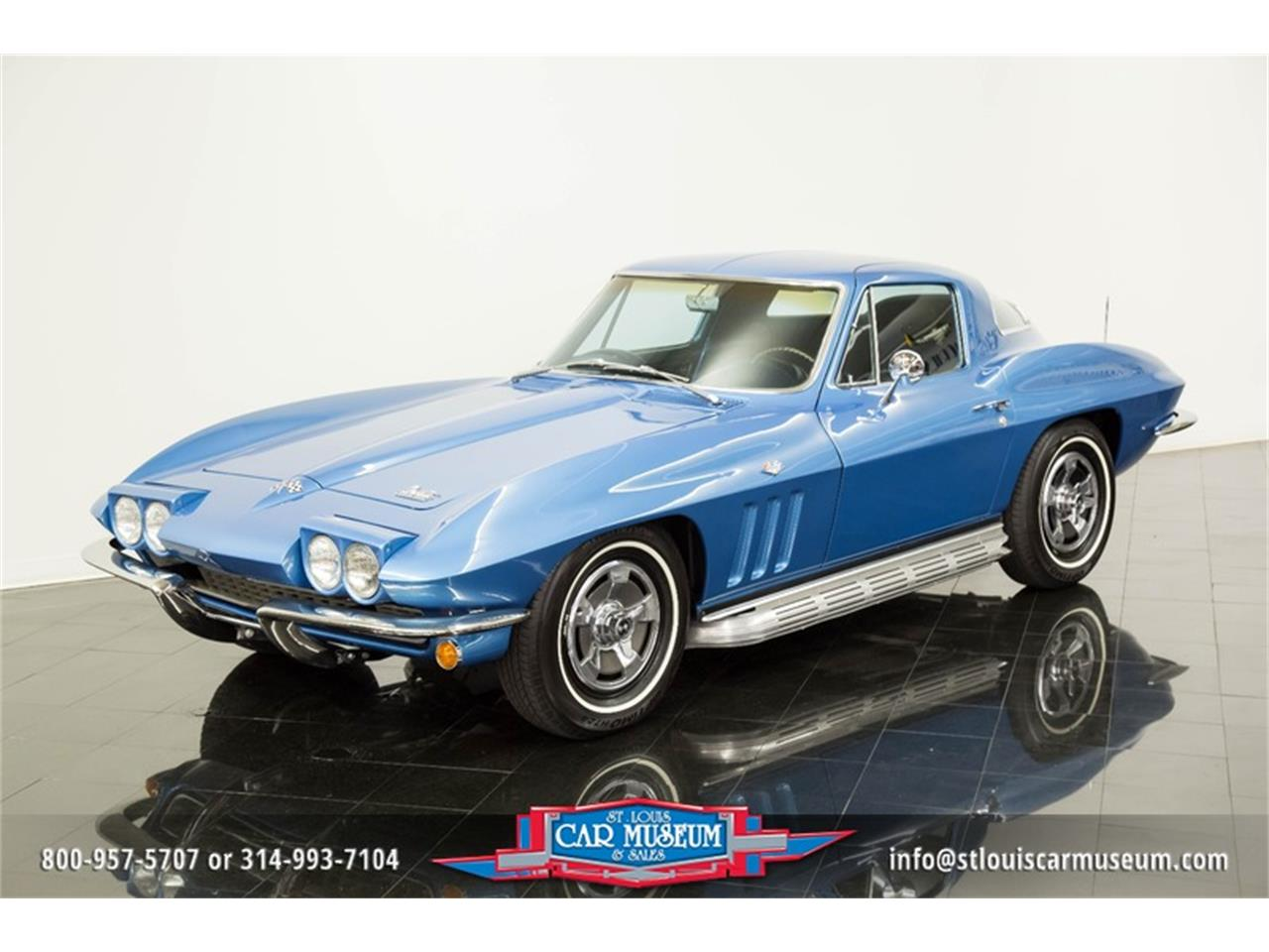 Large Picture of Classic 1966 Chevrolet Corvette located in Missouri - MOAD
